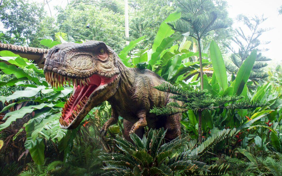 Dinosaurerne indtager Málaga